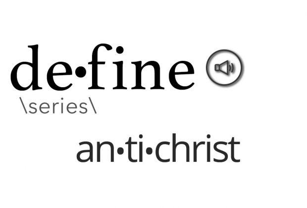 Define-Antichrist