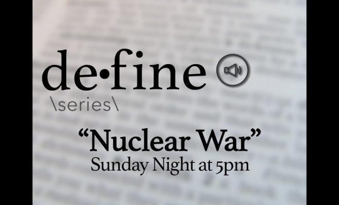 Define-Nuclear-War