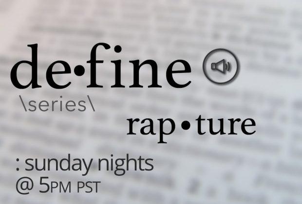 Define-Rapture