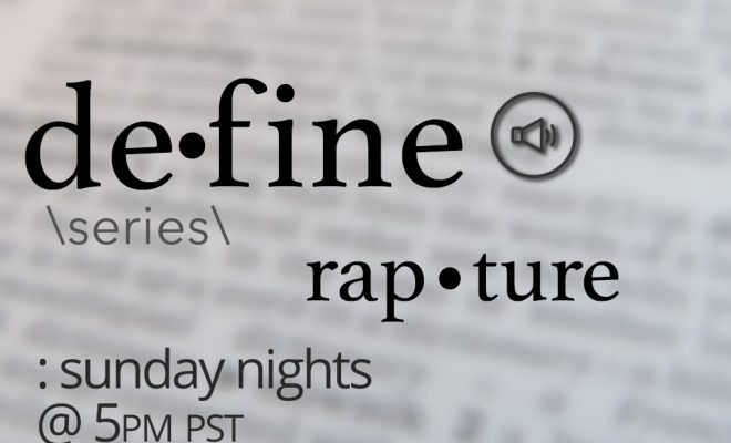 Define-Rapture