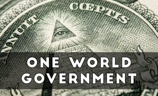 Everything-Is-Moving-To-A-One-World-Government-Prophecy-Update