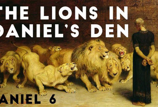 The-Lions-in-Daniels-Den-Daniel-6