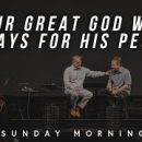 Our-Great-God-Who-Prays...-God-Became-Man-Pastor-Tom-Hughes